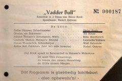 1948/1949 - Vadder Bull