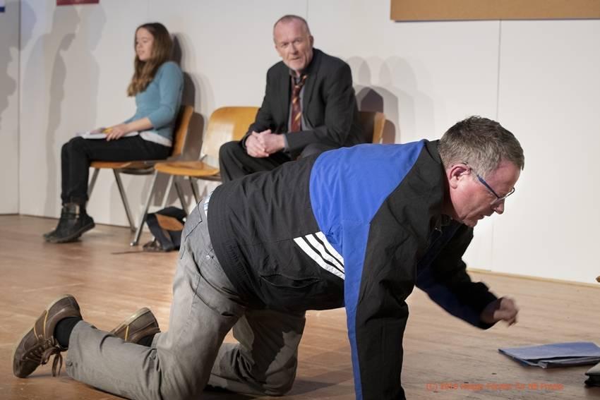 Niederdeutsche Bühne Preetz Kiel barfoot bet ann hals