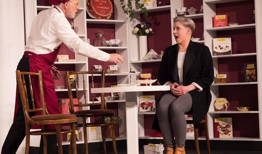Niederdeutsche Bühne Preetz Kiel Een hart ut schokolaad