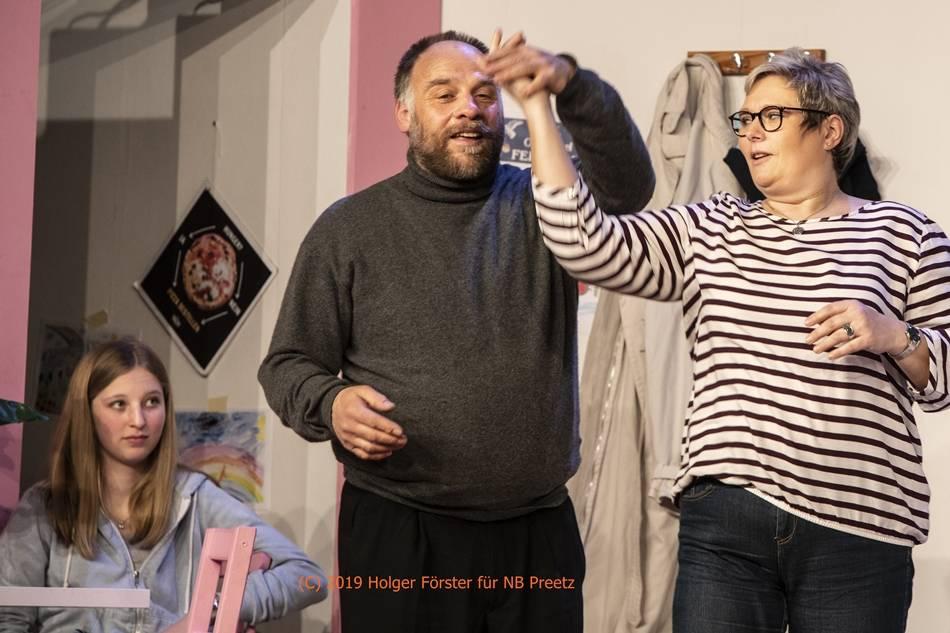 Niederdeutsche Bühne Preetz Kiel Opa is de beste Oma