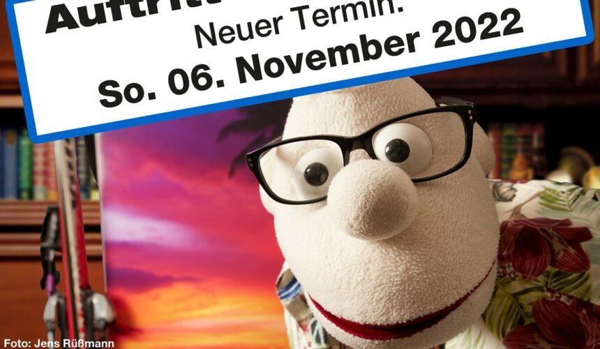 Werner Momsen wird leider wieder verschoben